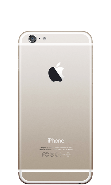 iphone 6 backcover reparieren